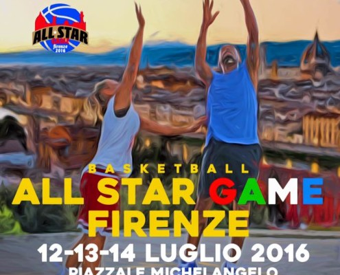 All Star Game piazzale 2016